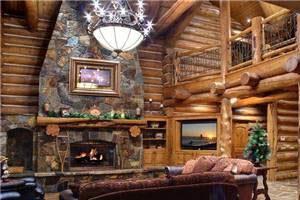 big bear cabin